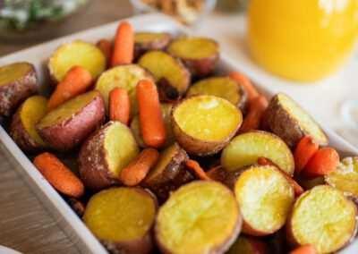 AVG: Aardappel – Wortel – Braadworst