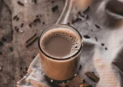 Chocolademelk (halfvolle)