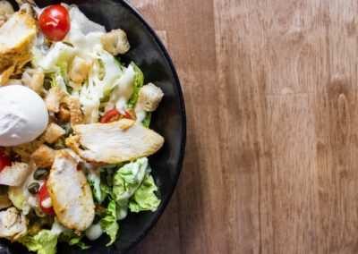 Ceasar salade (Kip)