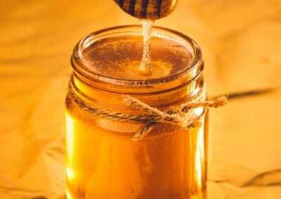 Honing (glas)
