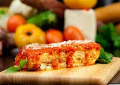 Cannelloni met vega gehakt